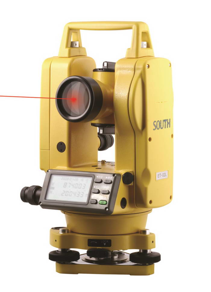 Jual Digital Theodolite South Et-02l