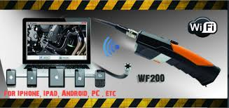 Borescope WP200HD Wifi