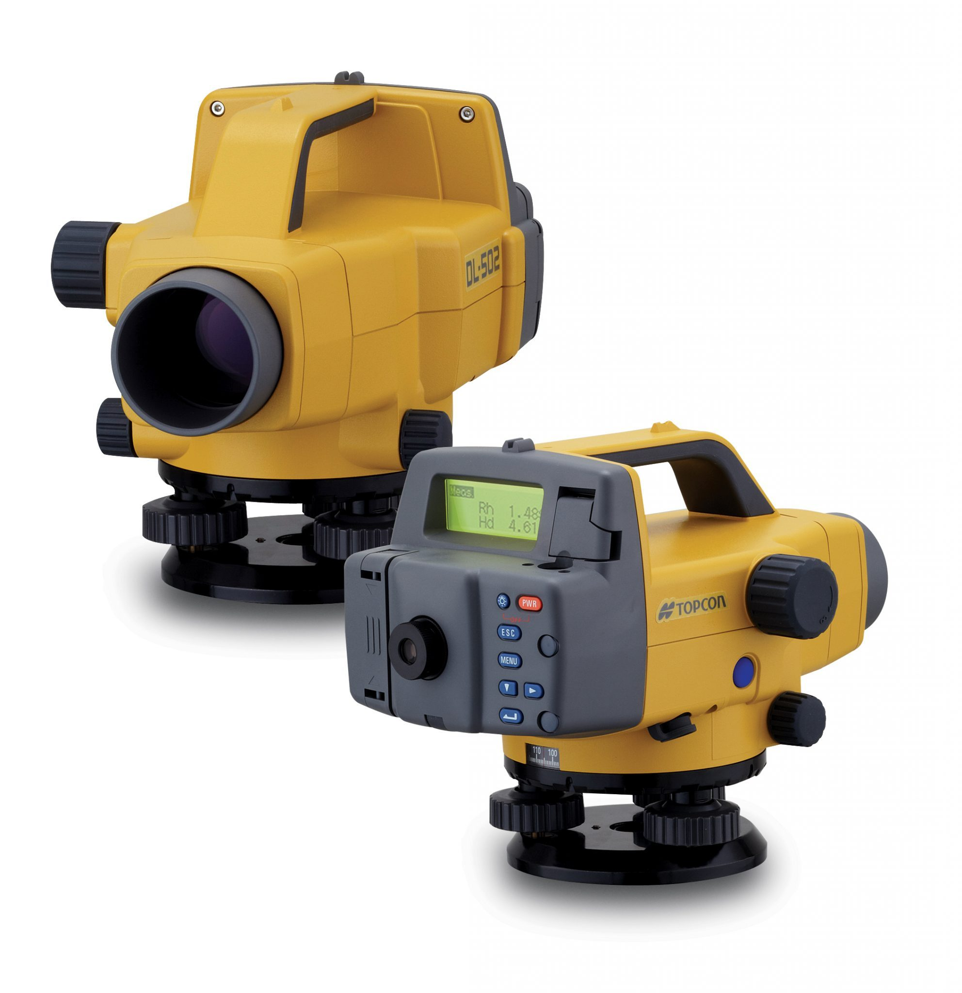 Jual Digital Level Topcon Dl-500 Series