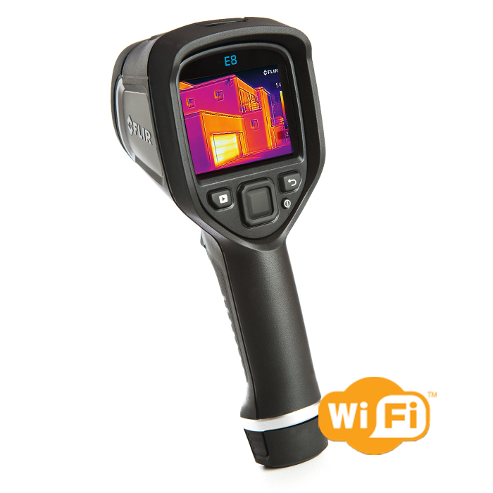Jual Thermal Imager Camera Flir E8
