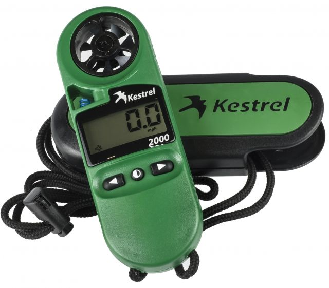 Jual Kestrel 2000 Weather Meter
