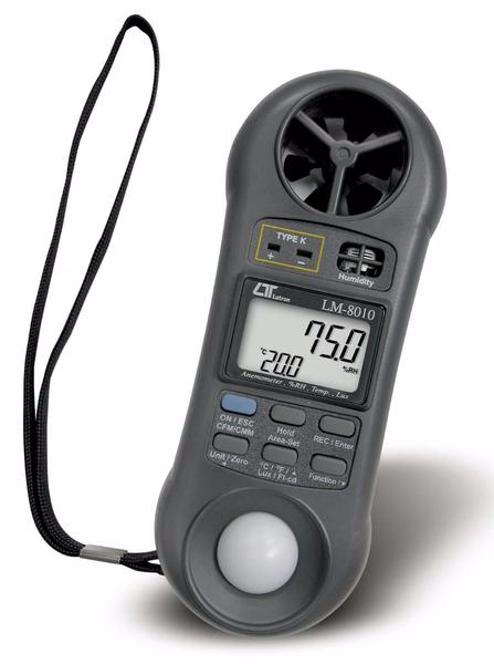 Jual Anemometer Lutron Lm-8010