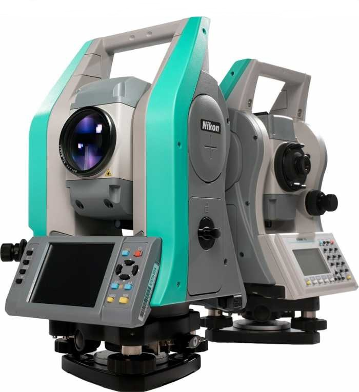 Jual Total Station Nikon Type Xs 2