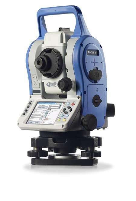 Jual Total Station Spectra Focus 6