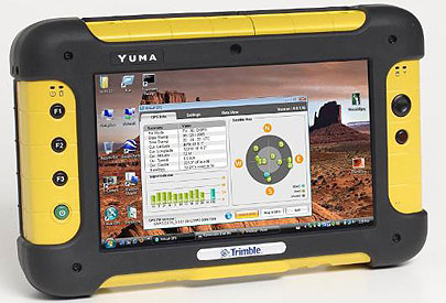 Jual Gps Trimble Yuma 2 Rugged Tablet Computer